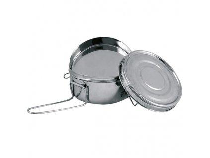 Jídelní nádobí třídílné nerezové CAMP