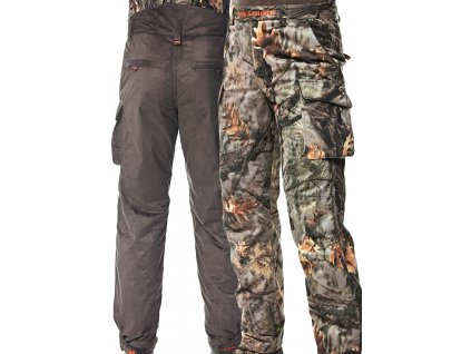 Hillman Hunter Pants zimní kalhoty b. Dub