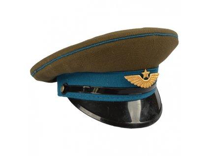Brigadýrka RUSKÁ důstojnická MODRÁ