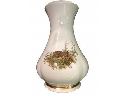 Myslivecká váza