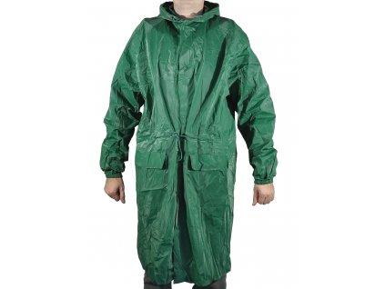 Pláštěnka PVC zelená