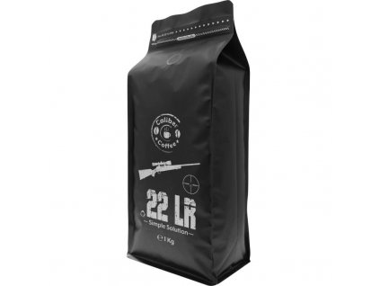 Káva CALIBER COFFEE .22 LR 1000g