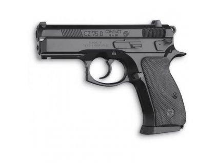 Airsoftová zbraň ASG CZ 75 D Compact (manuál)