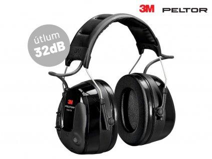 Elektronická střelecká sluchátka 3M PELTOR Protac III