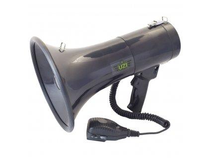 Megafon 50W ČERNÝ