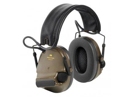 Elektronická střelecká sluchátka 3M PELTOR ComTac XPI
