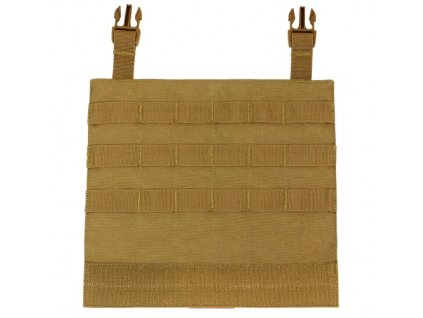 Panel MOLLE k vestě VAS COYOTE BROWN