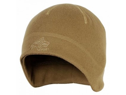 Kulich NFM GARM Low-Cut Fleece Beanie FR Coyote Brown (Velikost L/XL)