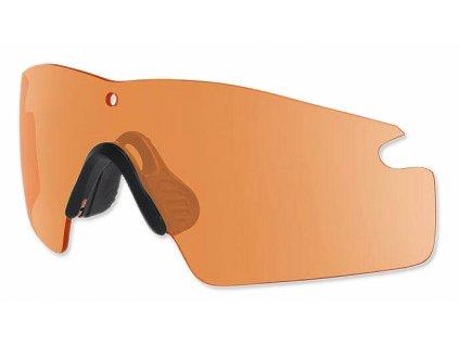 20798 balisticka skla oakley si m frame 3 0 persimmon oranzove