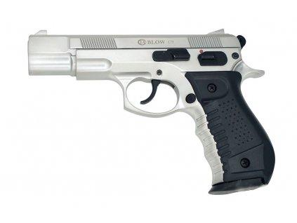 Plynová pistole Blow C75 - satén