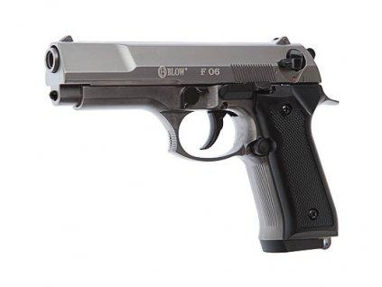 Plynová pistole Blow F06 - satén