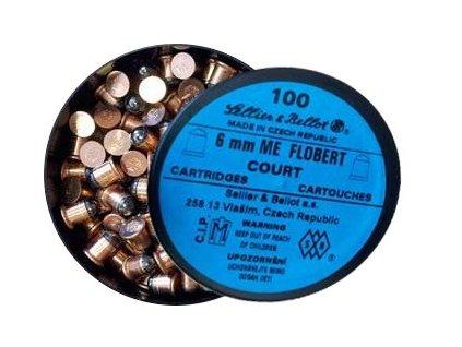Náboj 6mm SB Flobert