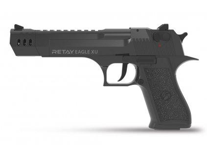 Plynová pistole Retay Eagle XU - černá