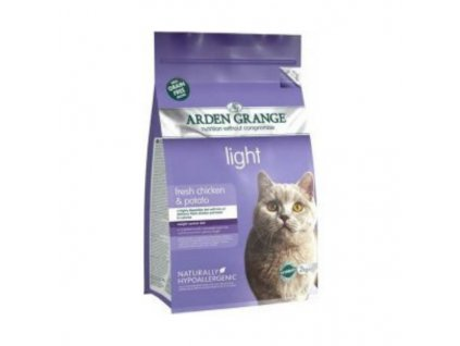 Adult Cat Light with Chicken & Potato grain free
