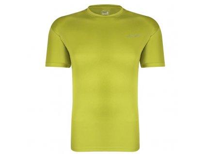 Spokey  BECOOL 20 MAN Pánské funkční tričko zelené XXL