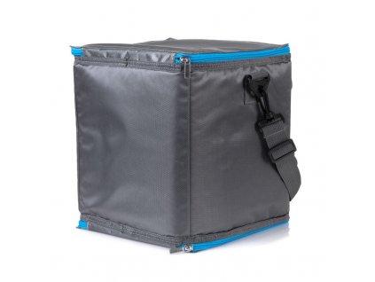 Spokey ICECUBE 4 Termo taška s chladícím gelem ve stěnách 12 l
