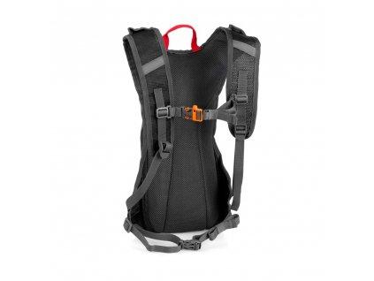 Spokey FUJI Cyklistický a běžecký batoh 3l černý