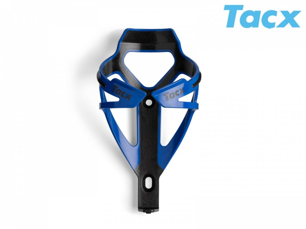 Košík TACX Deva modrá/karbon