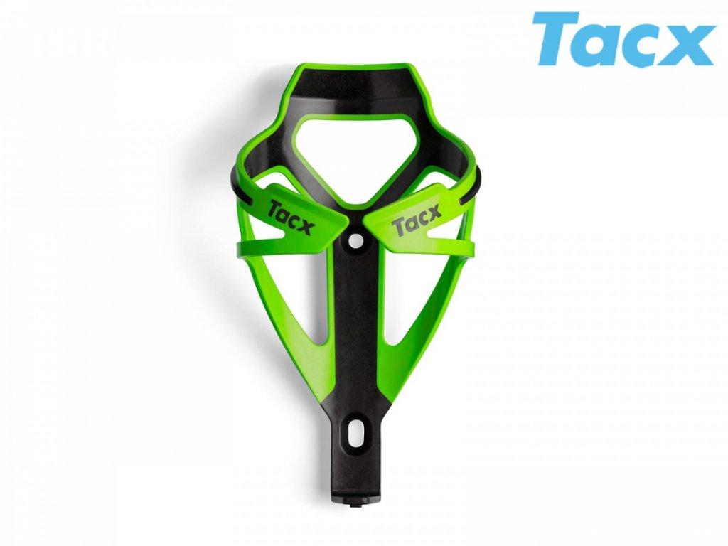 Košík TACX Deva zelená/karbon