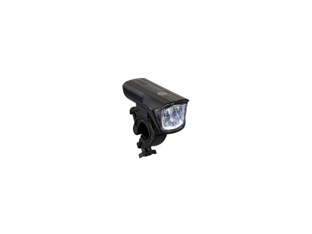 Světlo př. A-Xray 150 lm černá/stříbrná
