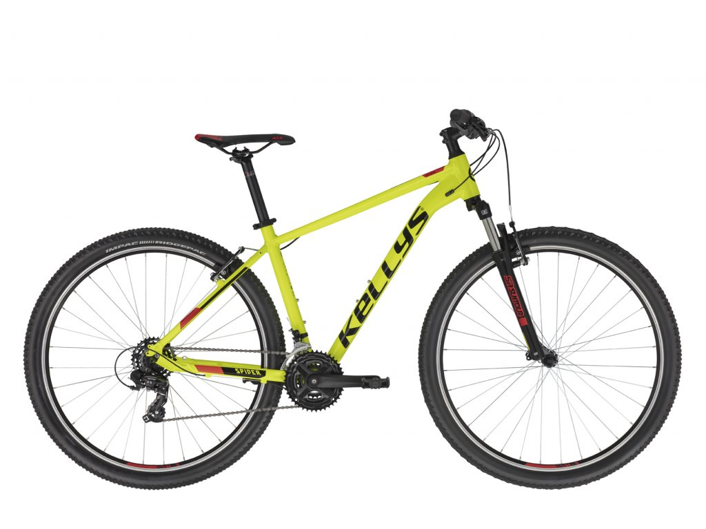 vyr 21365 kellys Spider 10 Neon Yellow 29
