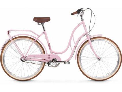 mestske kolo le grand madison 2 pink glossy