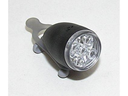 Světlo INFINI Chiot přední černé 5x bílá LED
