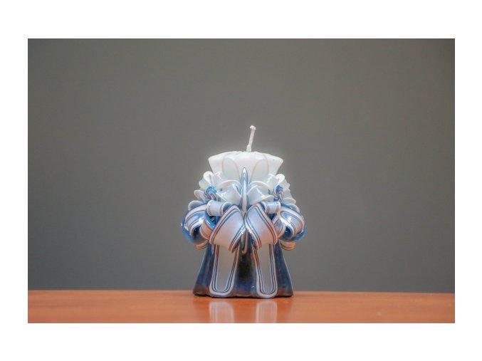 batch 10cm modrá řez 4