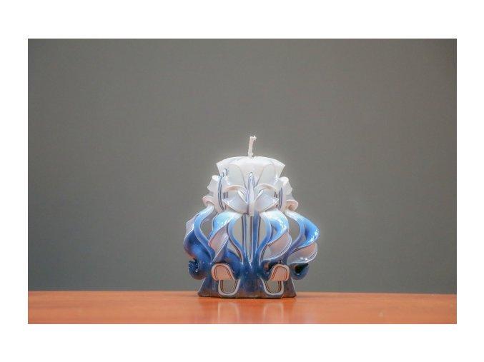 batch 10cm modrá řez 5