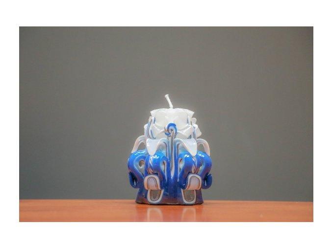 batch 10cm modrá řez 3