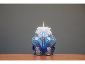 batch 10cm modrá řez 2