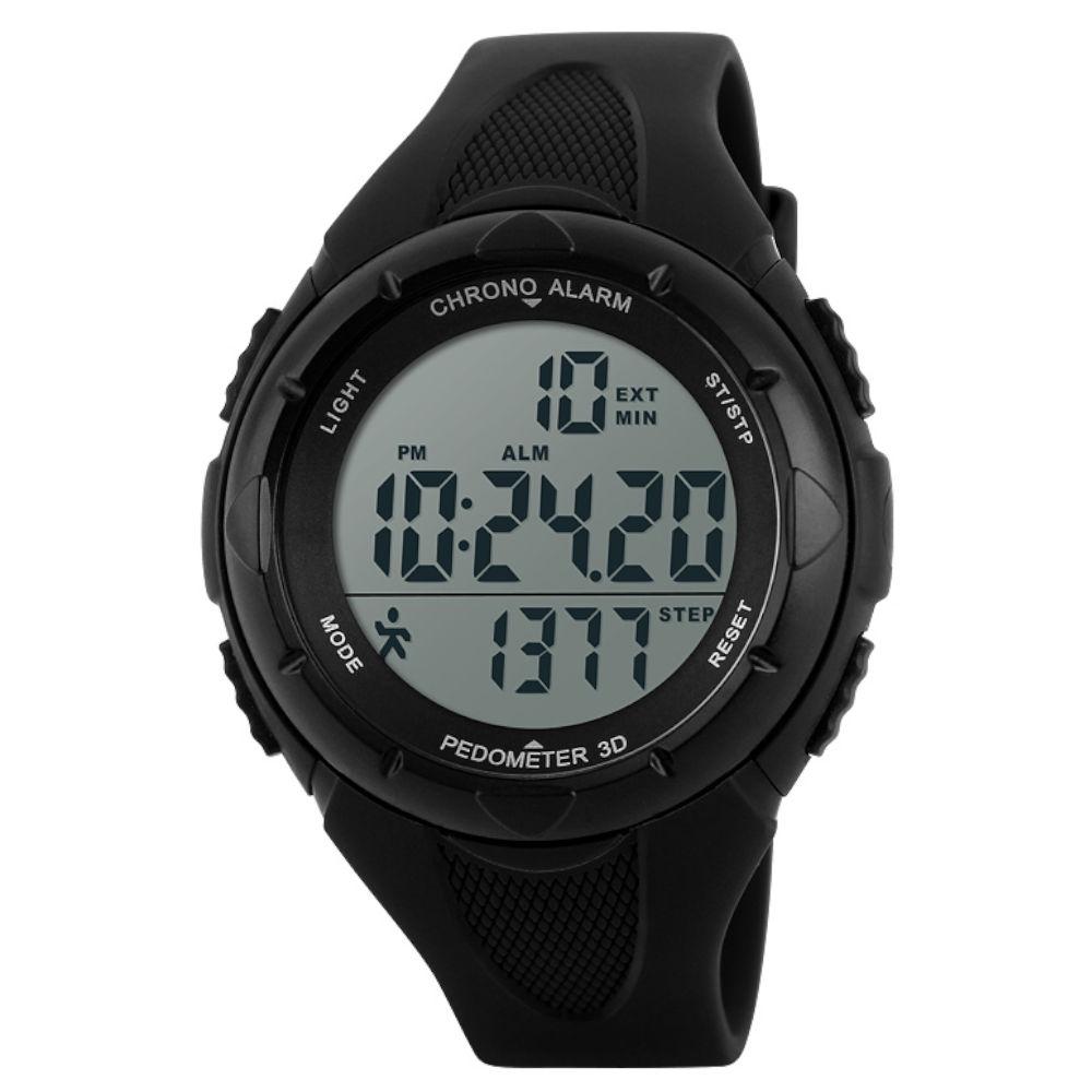 Nové dámské hodinky s krokoměrem Gtup 1150