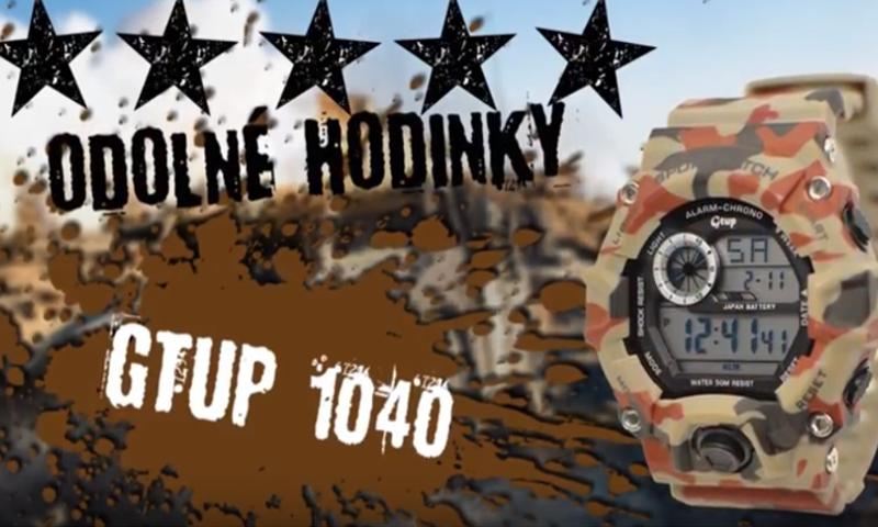 Pánské hodinky Gtup 1040