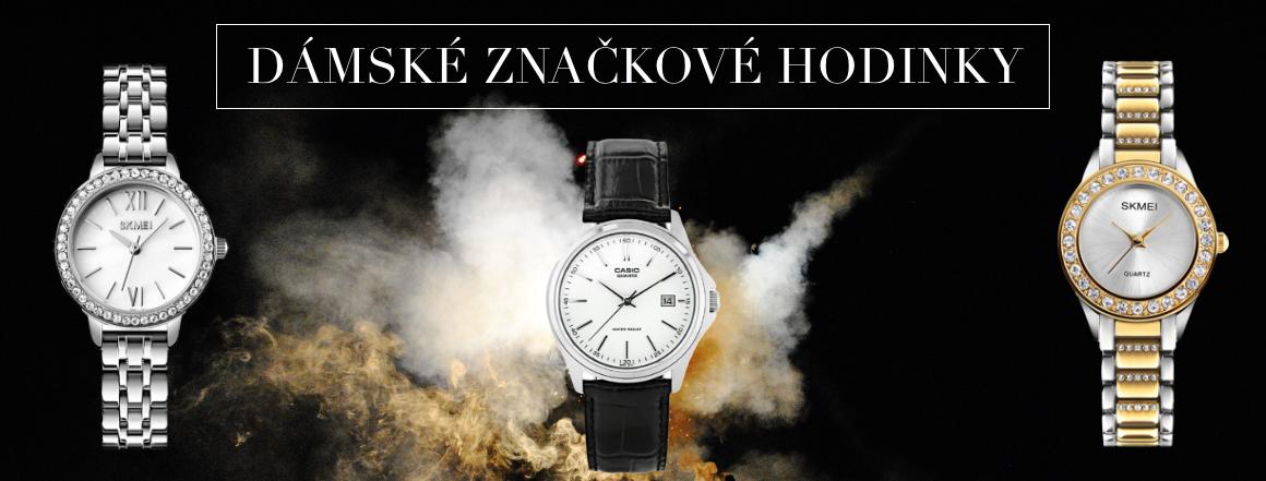 Dámské značkového hodinky