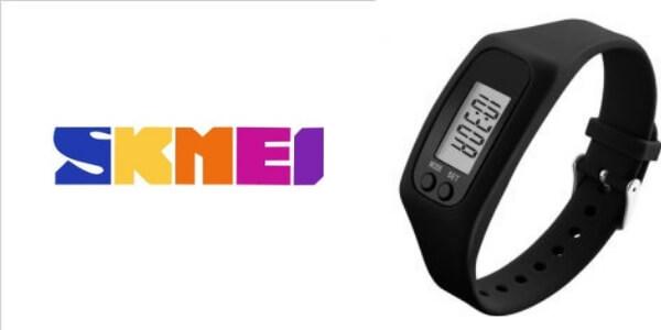 Sportovní hodinky SKMEI s krokoměrem