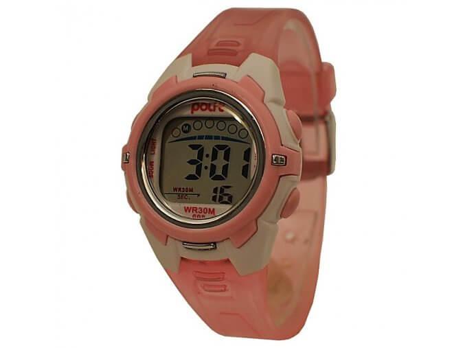 Dětské hodinky podle značky