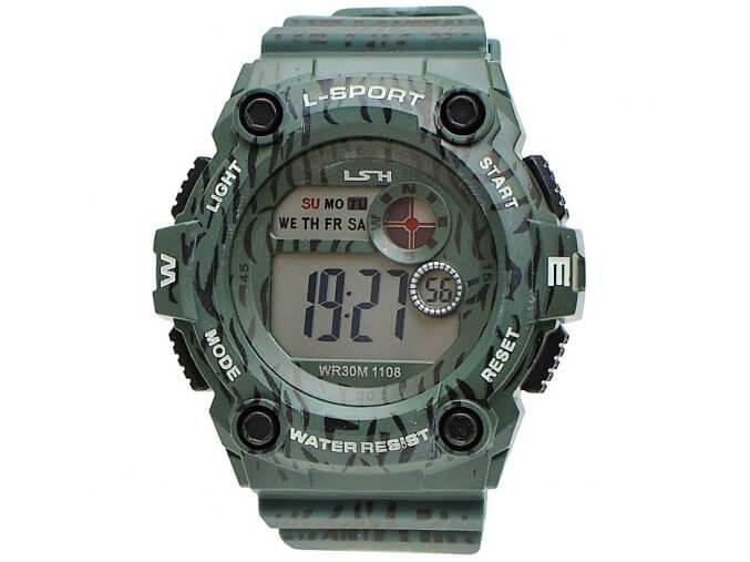 Pánské hodinky LSH