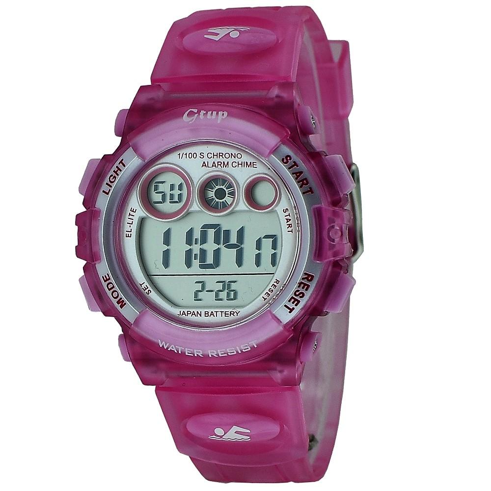 Dívčí sportovní hodinky