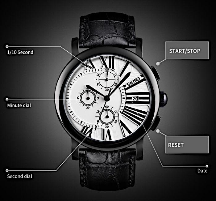 panske-rucickove-hodinky-skmei-s-rimskymi-cislicemi-a-reminkem-z-prave-kuze-9196