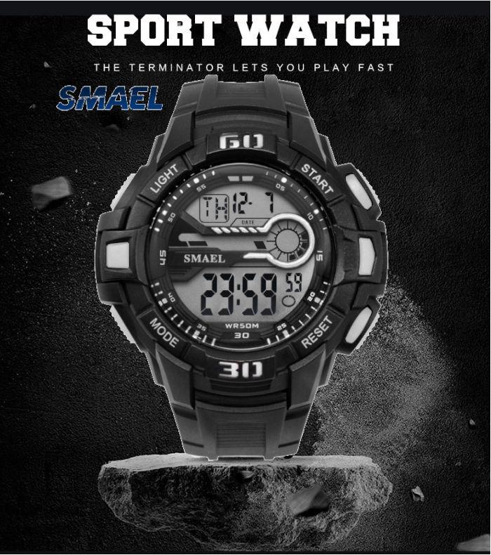 digitalni-hodinky-1513-cerne-sportovni-vodotesne-50-m