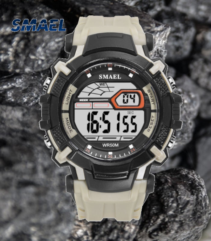 digitalni-hodinky-smael-1620-khaki-banner