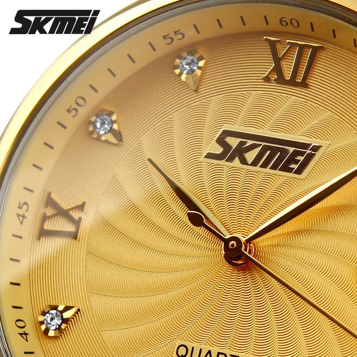 hodinky-pro-muze-skmei-9101-zlate