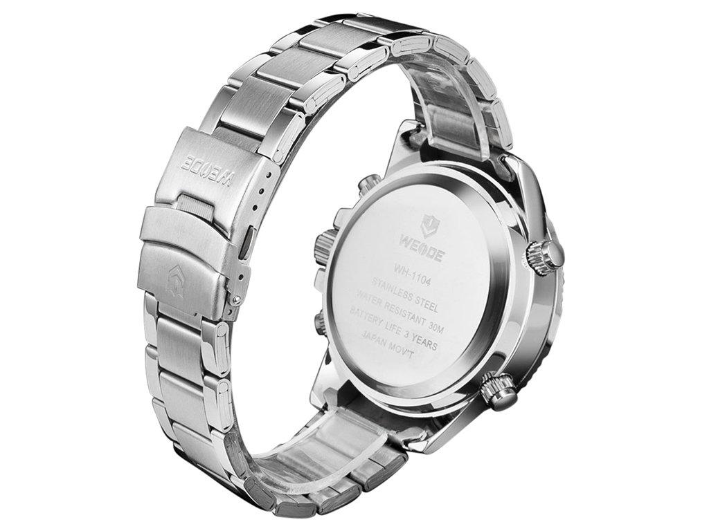 ... sportovní pánské hodinky weide s duálním časem velkým ciferníkem wh  1104 4c (4) 2be6e916a1f