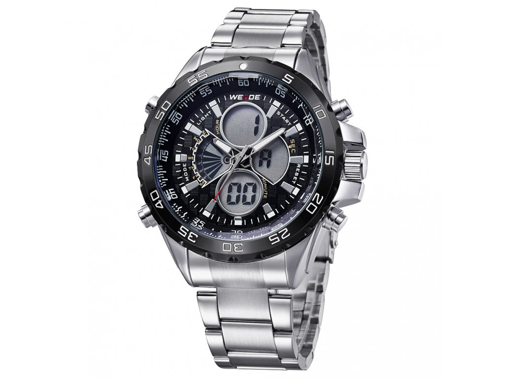 WEIDE WH1103 1C men waterproof LCD display (1)