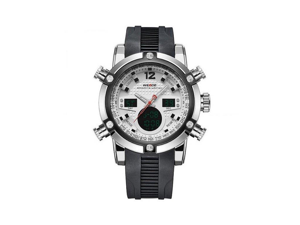 Pánské hodinky WEIDE 5205-8C + 100% skladem + doprava zdarma po ČR 2f8736b725