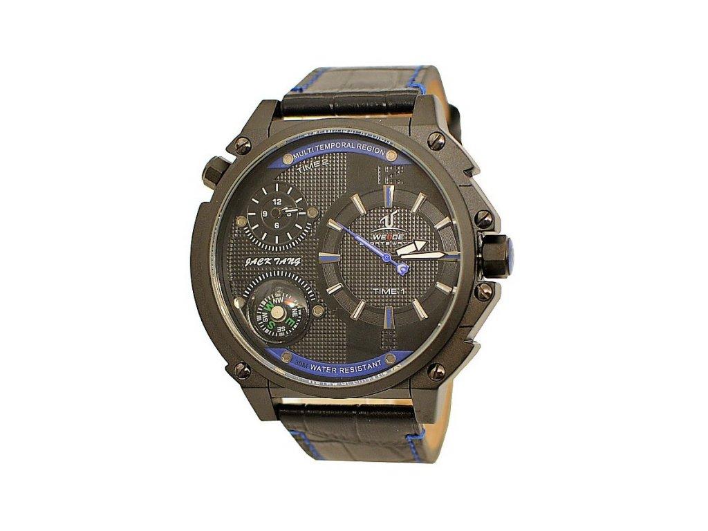 Pánské hodinky WEIDE 1507 modré  + 100% skladem + doprava zdarma