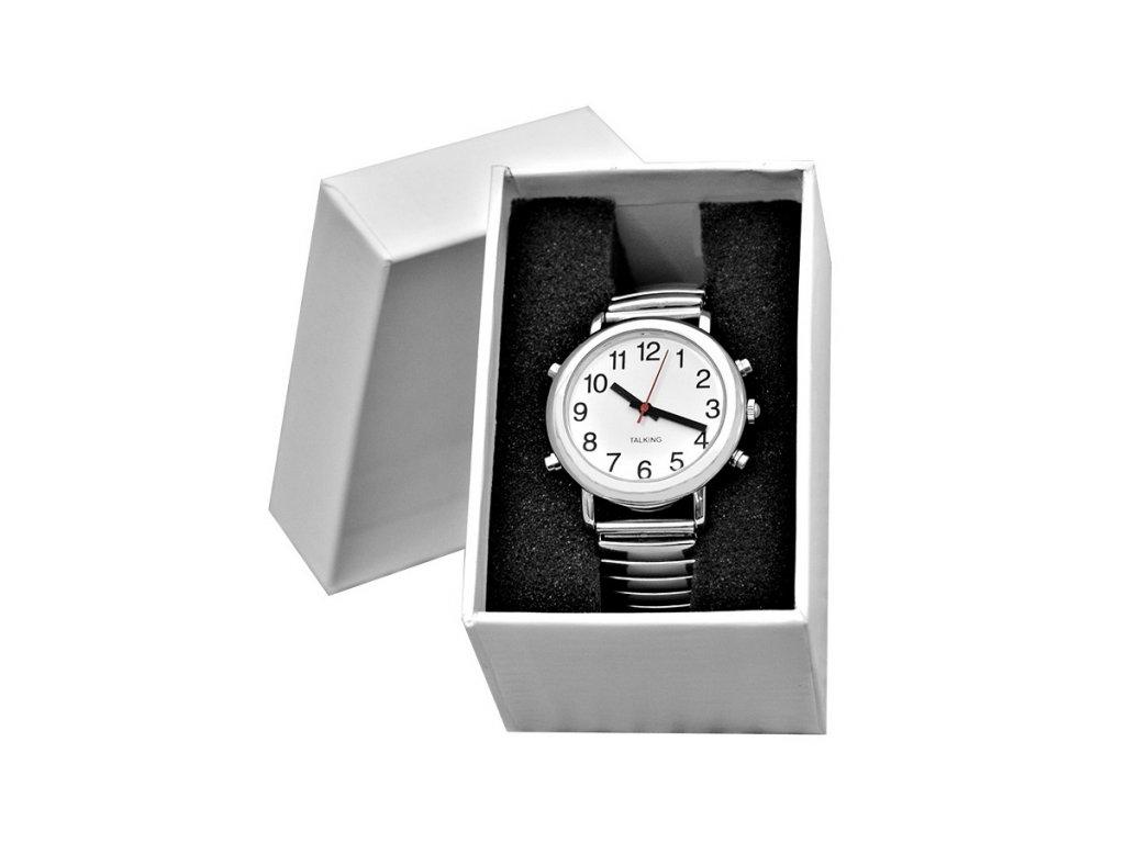 ... Speciální hodinky GTUP® 1030 česky mluvící 035571440e4