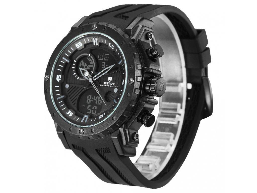21a8d7f779a Pánské hodinky WEIDE 6903-1C + 100% skladem + doprava zdarma po ČR