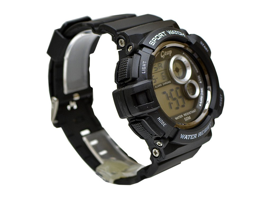 Značkové hodinky Gtup 1070
