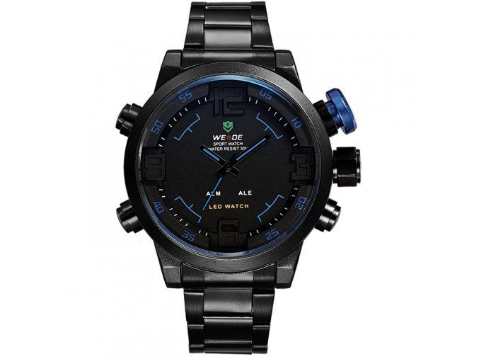 Pánské náramkové hodinky WEIDE 12462 modré